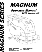 Magnum Operator Manual <br>(3.55 MB)